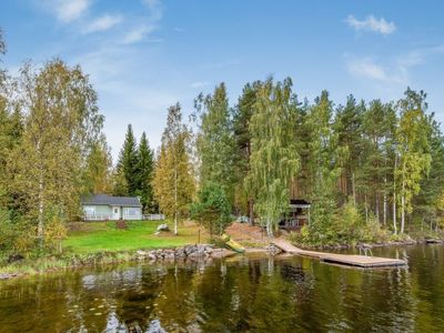 Photo for Vacation home Miksula in Hirvensalmi - 4 persons, 1 bedrooms
