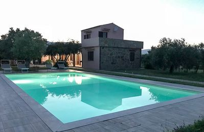 Photo for Villa Francesca with pool and whirlpool