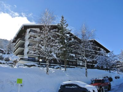 Photo for Four Valleys Haute Nendaz Valais nice apartment with swimming pool CH