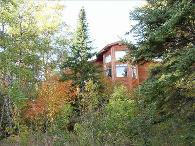 Luxury Lake Superior Home with Private Beach, Amazing Views