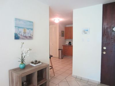 Photo for Beautiful, Quiet, Luxury Condo less than 5 minutes from the beach! New Listing!