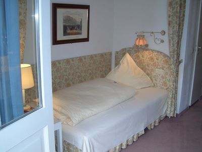 Photo for Single Room Main House - Hotel zur Post, Kreuth