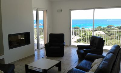 Photo for Perfect location Beaches! Spacious house with panoramic sea views
