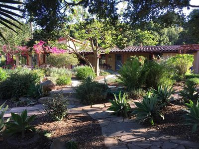 Photo for Historic Adobe Home In A Quiet Neighborhood Of Santa Barbara