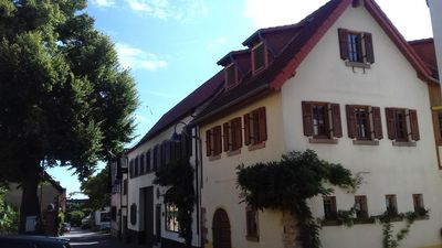 Photo for Holidays in the idyllic wine-producing village in Freinsheim