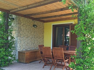 Photo for One bedroom Villa, sleeps 4 in Valledoria with Air Con