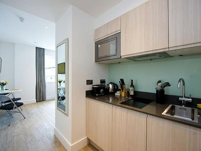 Photo for GREENWICH HIGH ROAD - Executive Studio Apartment