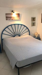 """Photo for Holiday Home """"Villetta Simius"""" with Wi-Fi, Garden & Terrace; Parking Available, Pets Allowed"""