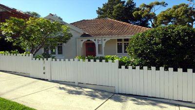 Photo for CAMM3 - Beautifully Renovated 3BR Home in Cammeray
