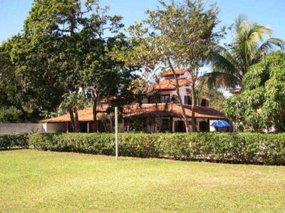 Photo for SAQUAREMA. ITAUNA. HOUSE. 6 SUITES. BEACH ON FOOT. STEAM ROOM. BARBECUE GRILL. POOL.
