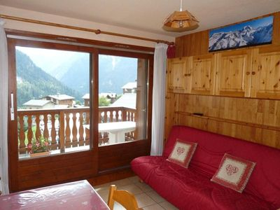 Photo for Apartment Champagny-en-Vanoise, studio flat, 4 persons