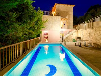 Photo for Vacation home Fengari  in Maroulas, Crete - 8 persons, 4 bedrooms