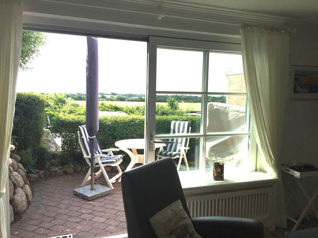furnished great attention to detail modern  westerland apartment rental