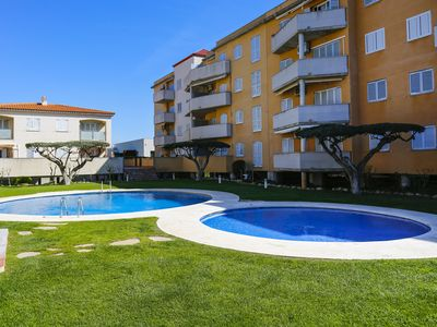 Photo for 2BR Apartment Vacation Rental in Cambrils, Tarragona