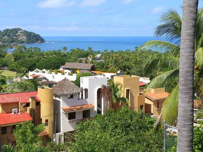 Photo for Outstanding vista views of jungle, ocean and very close to downtown