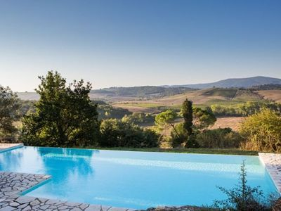 Photo for 5BR Farmhouse Vacation Rental in Castellina In Chianti, SI