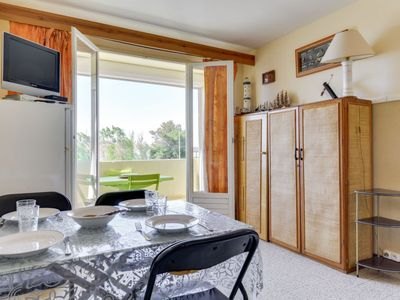 Photo for Apartment Les Saladelles in Narbonne-Plage - 4 persons, 1 bedrooms