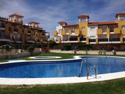 Photo for Apartment in Ground Floor, Vera Playa