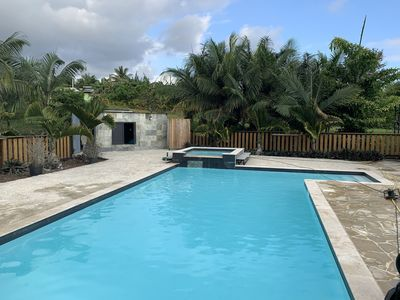 Photo for 2BR Apartment Vacation Rental in ravine des cabris, Reunion