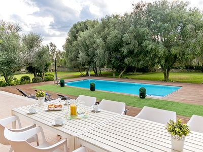 Photo for Spectacular Finca in Alcudia