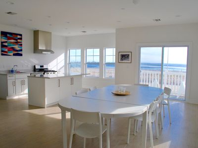 Photo for Rockaway Beach Oceanfront family vacation home