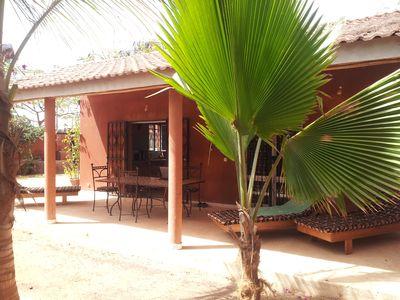 Photo for mbour Saly villa rentals near the beach 7 minutes walk