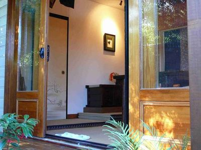 Sekitei Boutique Accommodation is a genuine dog friendly Oasis