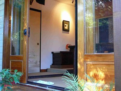 Welcome to Sekitei Boutique Accommodation