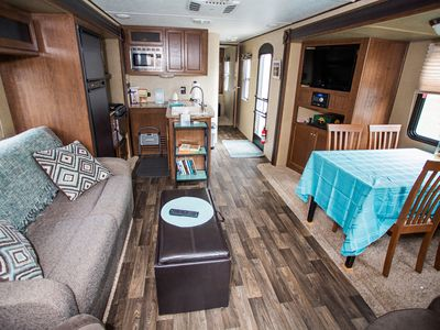 Photo for 27 Acres ~ An RV on the edge of Orlando