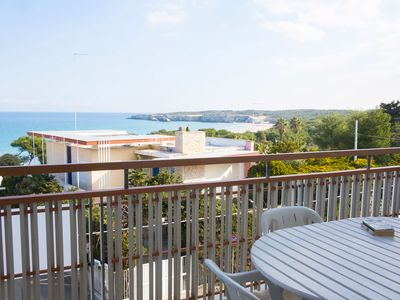 Photo for Casa Dalia - Apartment in Torre dell'Orso with stunning views