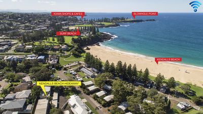 Photo for Kendalls Beach Hideaway - only minutes walk to the beach