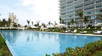 Photo for NICE OCEAN FRONT CONDO AT PENINSULA MAZATLAN