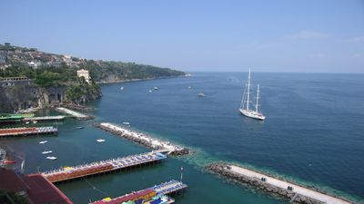Photo for Casa Renaf a pretty apartment close to Sorrento town center and train station