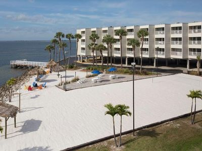 Photo for Tampa Suites on the Bay One Bedroom Bay View Newly Listed Florida Waterfront Resort!!
