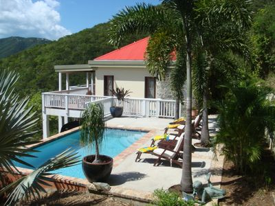 Photo for Bo Atabey- Ideal for Couples & Families -2 King Masters, Private Pool, Quiet