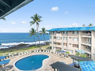 Photo for ** $149/night Special ** Kona Reef - Beautiful Sunsets - Private Lanai - WiFi