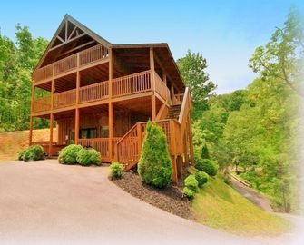 Chalet Village, Gatlinburg, TN, USA