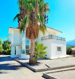 Photo for Two 3 bedroom modern villas with private pools and stunning mountain views