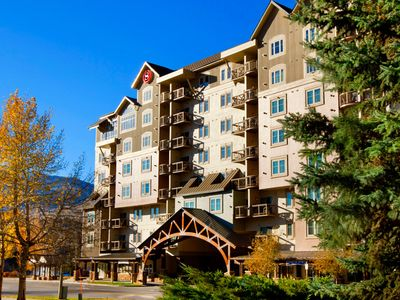 Photo for BEAUTIFUL 1 BRM VILLA-SHERATON MOUNTAIN VISTA-AVON, CO