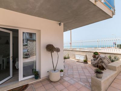 Photo for Orientale, seafront studio apartment Orientale, seafront studio apartment