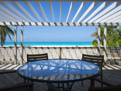 Photo for Tranquility Lane Beachfront Cottage