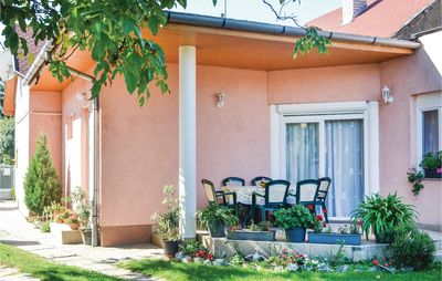 Photo for 3 bedroom accommodation in Balatonlelle