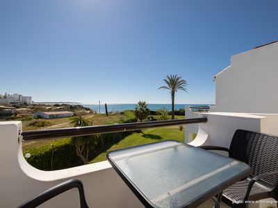 Photo for Stunning apartment with direct access to the sea