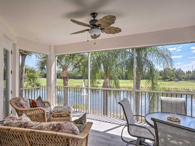 Photo for Naples Resort Condo w/ Golf Cart+Pool Access!