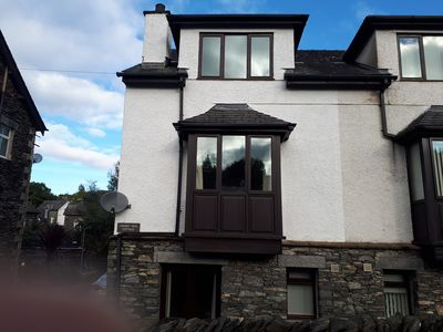Photo for 4 Star spacious  holiday cottage in Bowness on Windermere, Lake Distrct, Uk