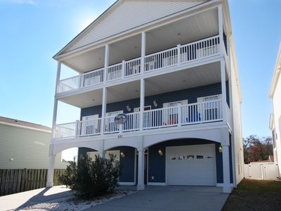 Photo for SHORE BEATS WORKIN', 1st class home with game room & pool