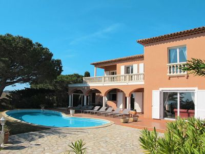Photo for Vacation home Mas Cacharel (MAX230) in Sainte Maxime - 8 persons, 4 bedrooms