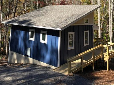 Photo for Asheville Mountain Cottage/Quiet Mountain Retreat in the Trees