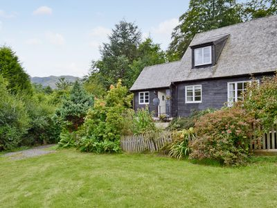 Photo for 3 bedroom accommodation in Balnaha Forest, near Strathyre