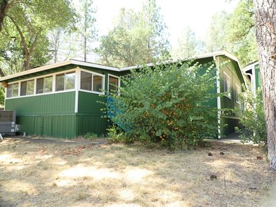 Photo for Green Cabin in Midpines near Yosemite NP